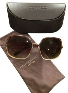 Oliver Peoples Oliver Peoples Oversized Square Sunglasses