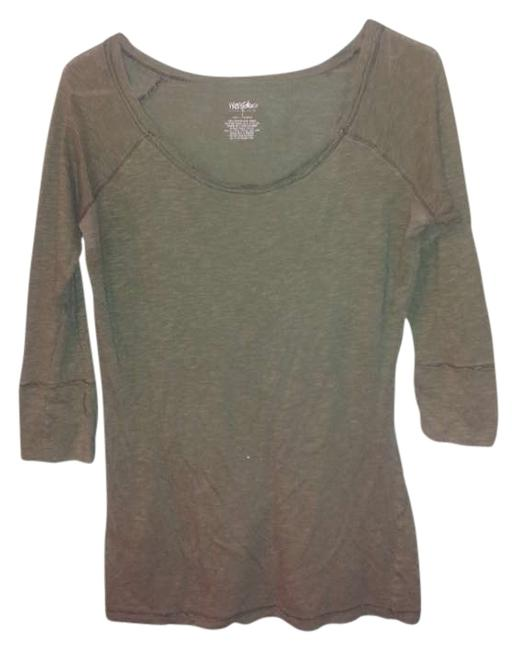 Mossimo T Shirt Green