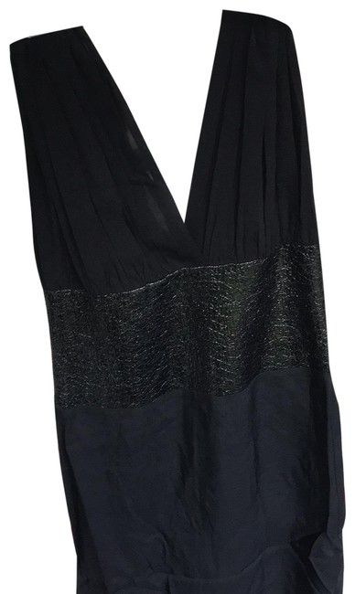 Item - Black Mid-length Night Out Dress Size 6 (S)
