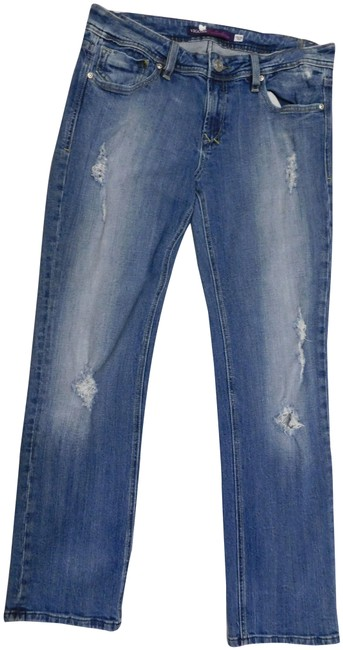 Item - Stone Wash Collection Boot Cut Jeans Size 34 (12, L)