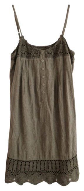 Preload https://item3.tradesy.com/images/army-green-above-knee-short-casual-dress-size-8-m-2813707-0-0.jpg?width=400&height=650