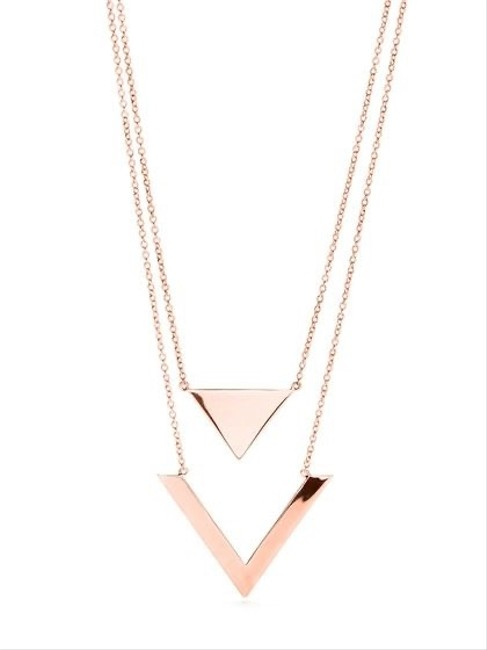 Item - Rose Gold Torra Double Necklace
