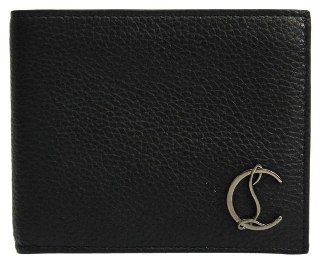 Item - Black / Red Color M Coolcard 3195053 B078 Unisex Calfskin Bill (Bi-fold) Wallet