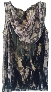Rachel Roy Top Mix Print