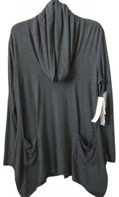 Preload https://item1.tradesy.com/images/andrea-jovine-graphite-designer-tunic-size-14-l-28140-0-0.jpg?width=400&height=650
