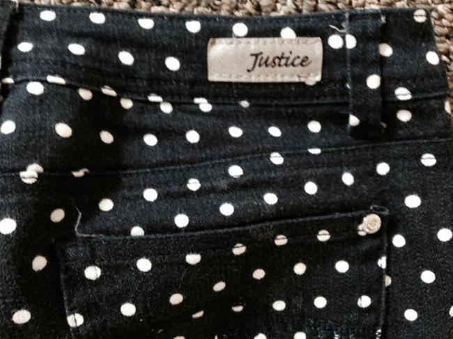 Justice Straight Leg Jeans-Light Wash