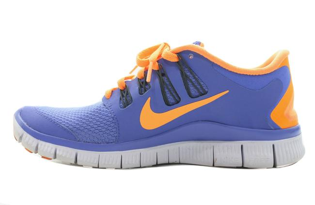 Item - Purple/Orange Free Blue Running Sneakers Size US 6.5 Regular (M, B)