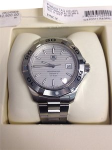 TAG Heuer Tag Heuer Automatic Stainless Steel Watch
