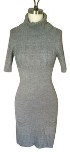 City Triangles short dress Gray on Tradesy