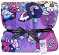 Vera Bradley Enchanted Garden Throw Blanket Vera Bradley Enchanted Garden Throw Blanket Image 1