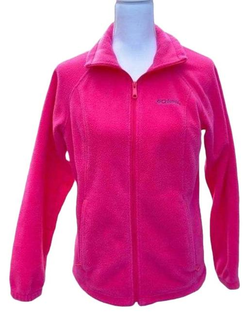 Item - Pink Wl6439 Benton Springs Fleece Activewear Outerwear Size 4 (S)