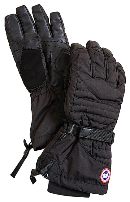 Item - Black with Tag ( M=6.5-7 ) 'arctic' Waterproof Down Gloves