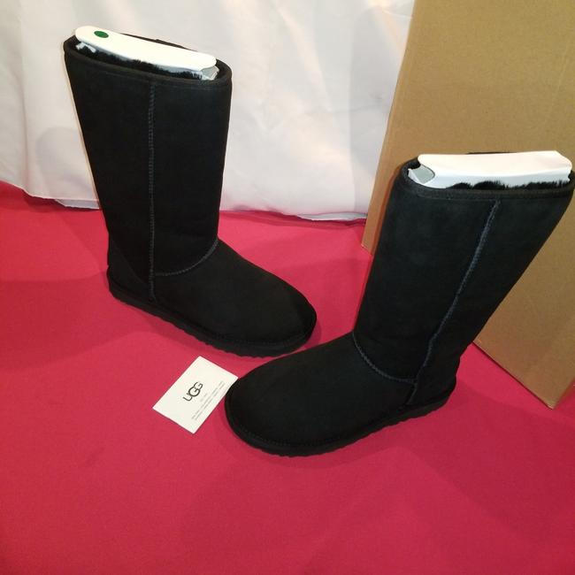 Item - Black Woman's Classic Tall Ii Boots/Booties Size US 9 Narrow (Aa, N)