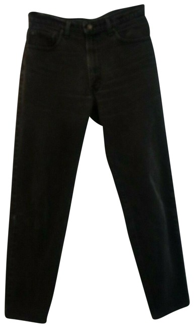Item - Black Distressed 550 Relaxed Fit Jeans Size 34 (12, L)