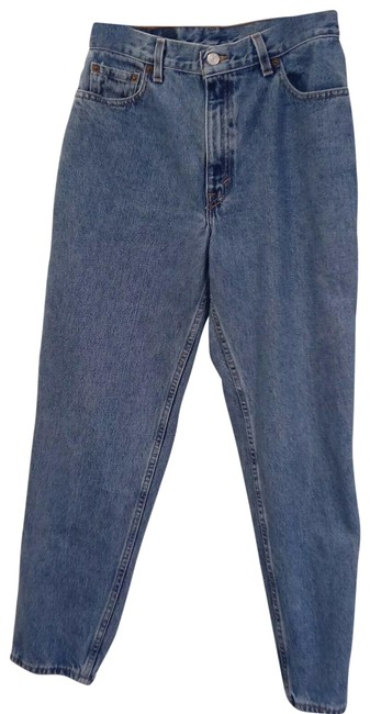Item - Blue Distressed 550 Relaxed Fit Jeans Size 29 (6, M)