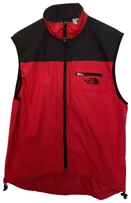 Item - Black and Red Medium Vest Size 14 (L)