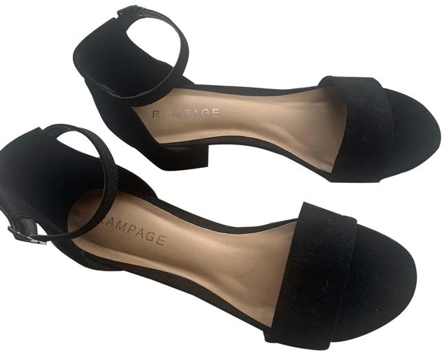 Item - Black Heels Formal Shoes Size US 10 Regular (M, B)