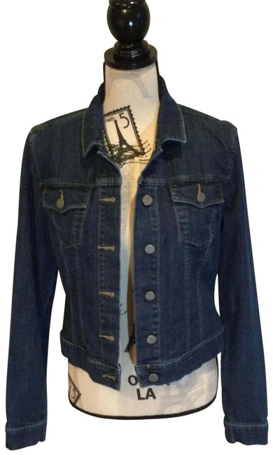 Item - Blue Beverly Jacket Size 8 (M)