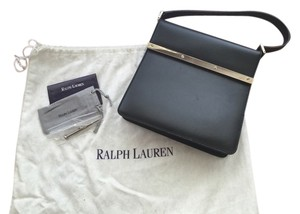 Ralph Lauren Black Clutch