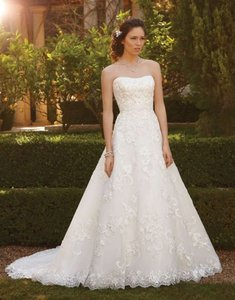 Casablanca Style 2051 Wedding Dress