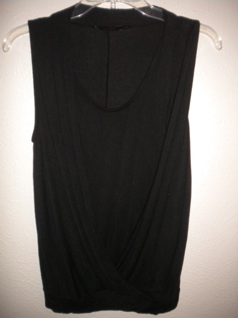 The Limited Black XS Women Tank Top/Cami Size 0 (XS) The Limited Black XS Women Tank Top/Cami Size 0 (XS) Image 4