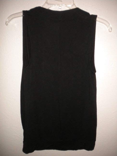 The Limited Black XS Women Tank Top/Cami Size 0 (XS) The Limited Black XS Women Tank Top/Cami Size 0 (XS) Image 5
