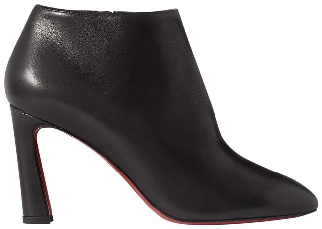 Item - Black Eleonor 85 Leather Ankle Boots/Booties Size EU 34 (Approx. US 4) Regular (M, B)