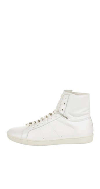 Item - White Sl/01h High Top Sneakers Size EU 42 (Approx. US 12) Narrow (Aa, N)
