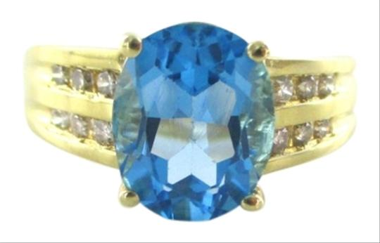 Preload https://item5.tradesy.com/images/no-brand-14kt-solid-yellow-gold-ring-12-diamonds-1-blue-stone-topaz-sz-7-engagement-band-2815789-0-0.jpg?width=440&height=440
