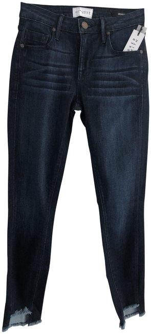 Item - Blue Steel Dark Rinse 2076ml Twisted Skinny Jeans Size 25 (2, XS)
