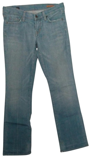 Item - Light Blue Wash Kelly001 Boot Cut Jeans Size 30 (6, M)