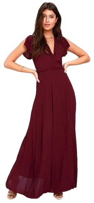 Item - Red Heart Of Marigold Long Casual Maxi Dress Size 0 (XS)