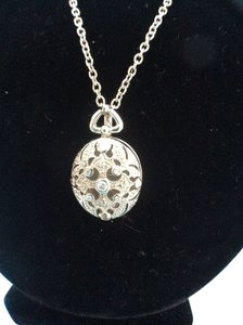 Other Locket with cz stones
