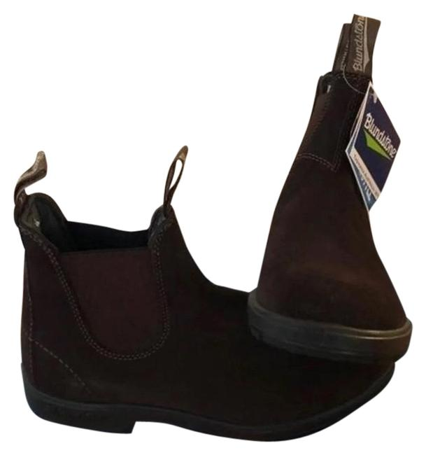 Item - Brown Chelsea Boots/Booties Size US 12 Regular (M, B)