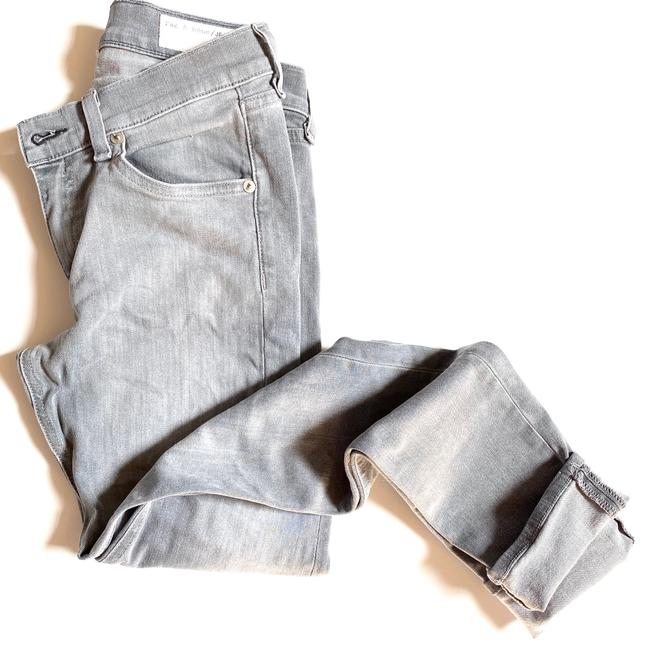 Item - Gray Light Wash The In Buxton Skinny Jeans Size 2 (XS, 26)