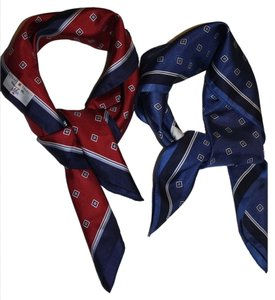 Audrey Talbott Audrey Talbott Rare Silk Scarfs Exclusively For AMR (American Airlines)