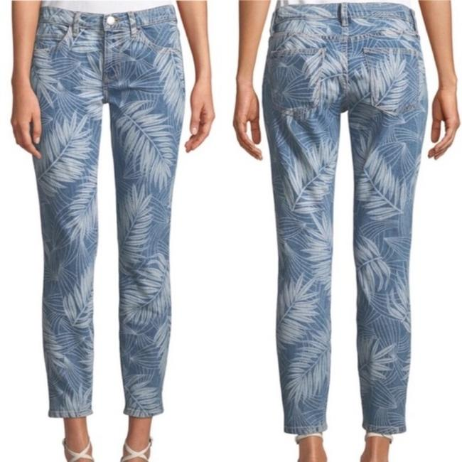 Current/Elliott Blue Light Wash Current/Elliott The Stiletto Palm Relaxed Fit Jeans Size 24 (0, XS) Current/Elliott Blue Light Wash Current/Elliott The Stiletto Palm Relaxed Fit Jeans Size 24 (0, XS) Image 2