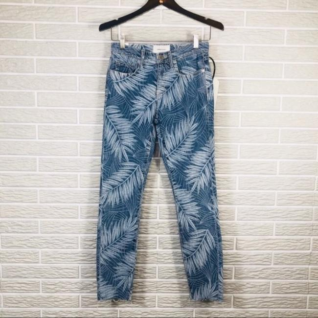 Current/Elliott Blue Light Wash Current/Elliott The Stiletto Palm Relaxed Fit Jeans Size 24 (0, XS) Current/Elliott Blue Light Wash Current/Elliott The Stiletto Palm Relaxed Fit Jeans Size 24 (0, XS) Image 3