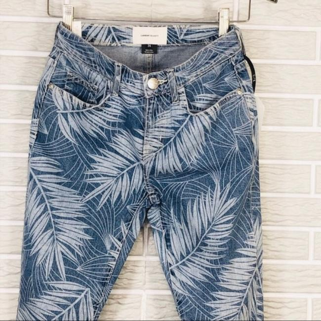 Current/Elliott Blue Light Wash Current/Elliott The Stiletto Palm Relaxed Fit Jeans Size 24 (0, XS) Current/Elliott Blue Light Wash Current/Elliott The Stiletto Palm Relaxed Fit Jeans Size 24 (0, XS) Image 4