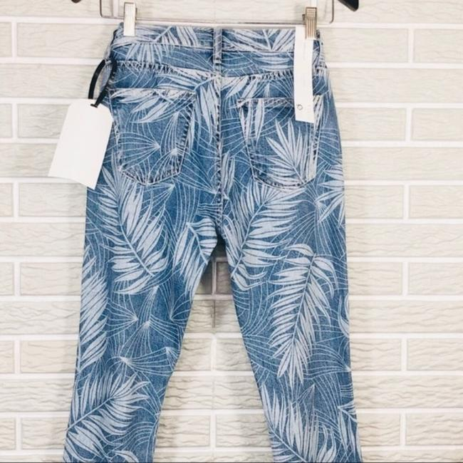 Current/Elliott Blue Light Wash Current/Elliott The Stiletto Palm Relaxed Fit Jeans Size 24 (0, XS) Current/Elliott Blue Light Wash Current/Elliott The Stiletto Palm Relaxed Fit Jeans Size 24 (0, XS) Image 6