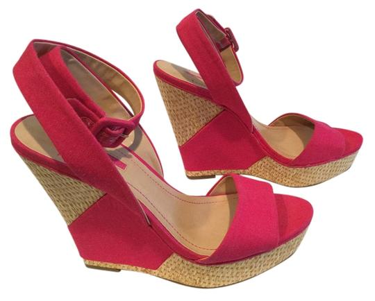 Preload https://item3.tradesy.com/images/bcbgeneration-pink-and-straw-very-high-wedges-size-us-9-regular-m-b-2816632-0-0.jpg?width=440&height=440