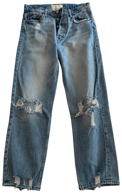 Item - The Confession Distressed Tomcat Straight Leg Jeans Size 8 (M, 29, 30)