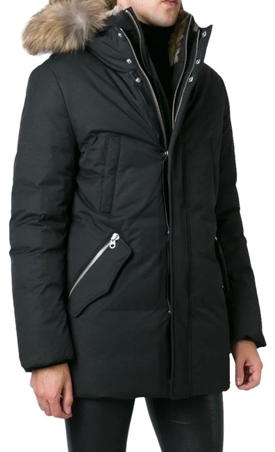Mackage Black Edward Down Coat Size OS (one size) Mackage Black Edward Down Coat Size OS (one size) Image 1