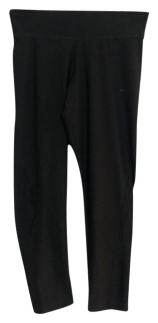 Item - Black Climalite Cropped Activewear Bottoms Size 0 (XS)
