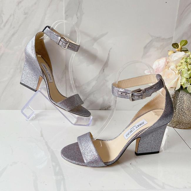 Item - Gray Edina Sandals Size US 8 Regular (M, B)