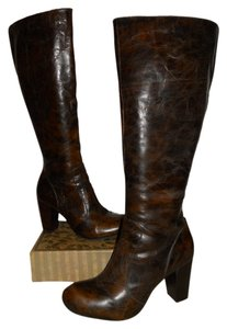 Børn Leather Mbc Born Born Leather Born And black & brown Boots