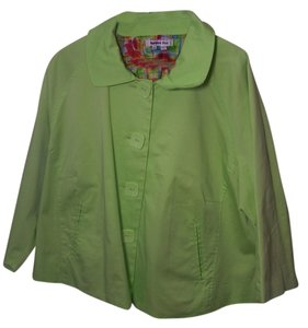 Appraisal Plus Green Jacket