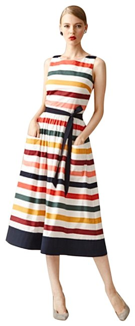 Item - Rainbow 5761bcn Resort 2017 Mid-length Cocktail Dress Size 2 (XS)