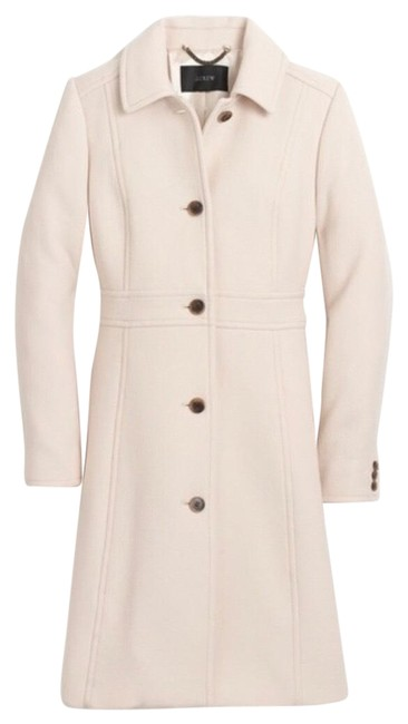 Item - Beige Nwt. Lady Day In Wool with Thinsulate Coat Size 2 (XS)