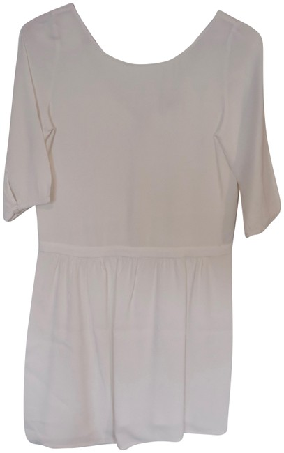 Item - White Lily Mid-length Formal Dress Size 4 (S)